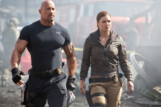the rock under armour fast furious 6